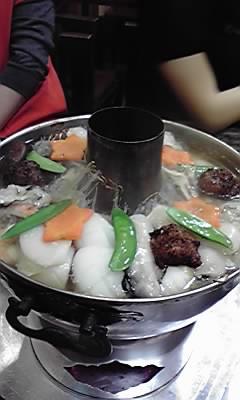 福原の火鍋(ホーコー)