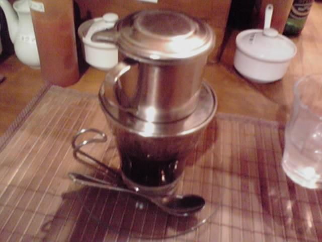 火曜日はベトナムコーヒー